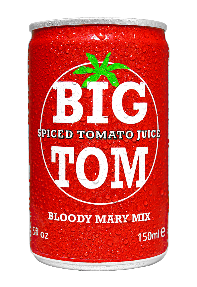 Big Tom Bloody Mary mix burk 15 cl
